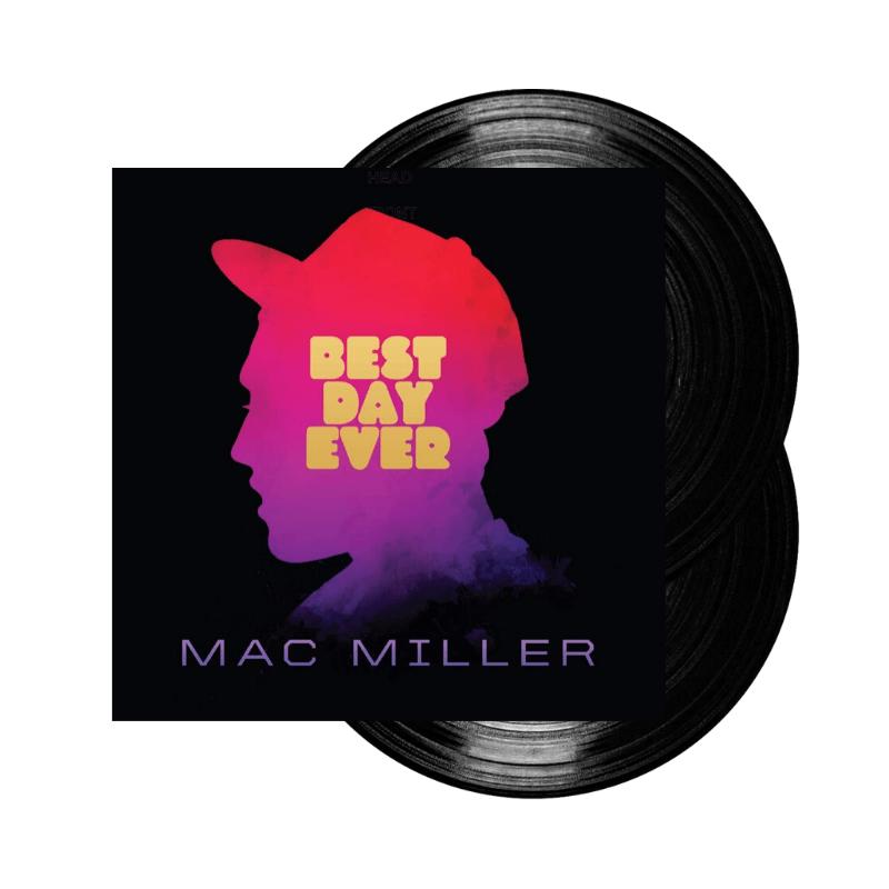 Buy Online Mac Miller - Best Day Ever