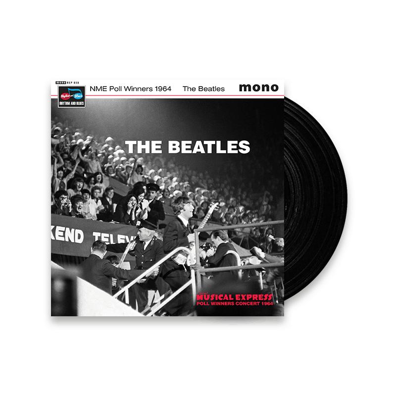 Buy Online The Beatles - NME Poll Winners Concert 1964 EP