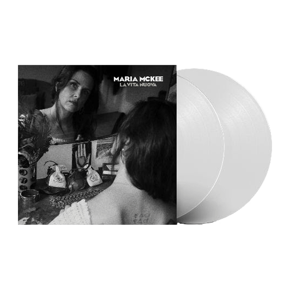 Buy Online Maria McKee - La Vita Nuova Double White Vinyl
