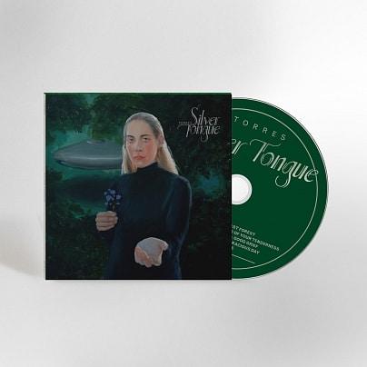 Silver Tongue CD