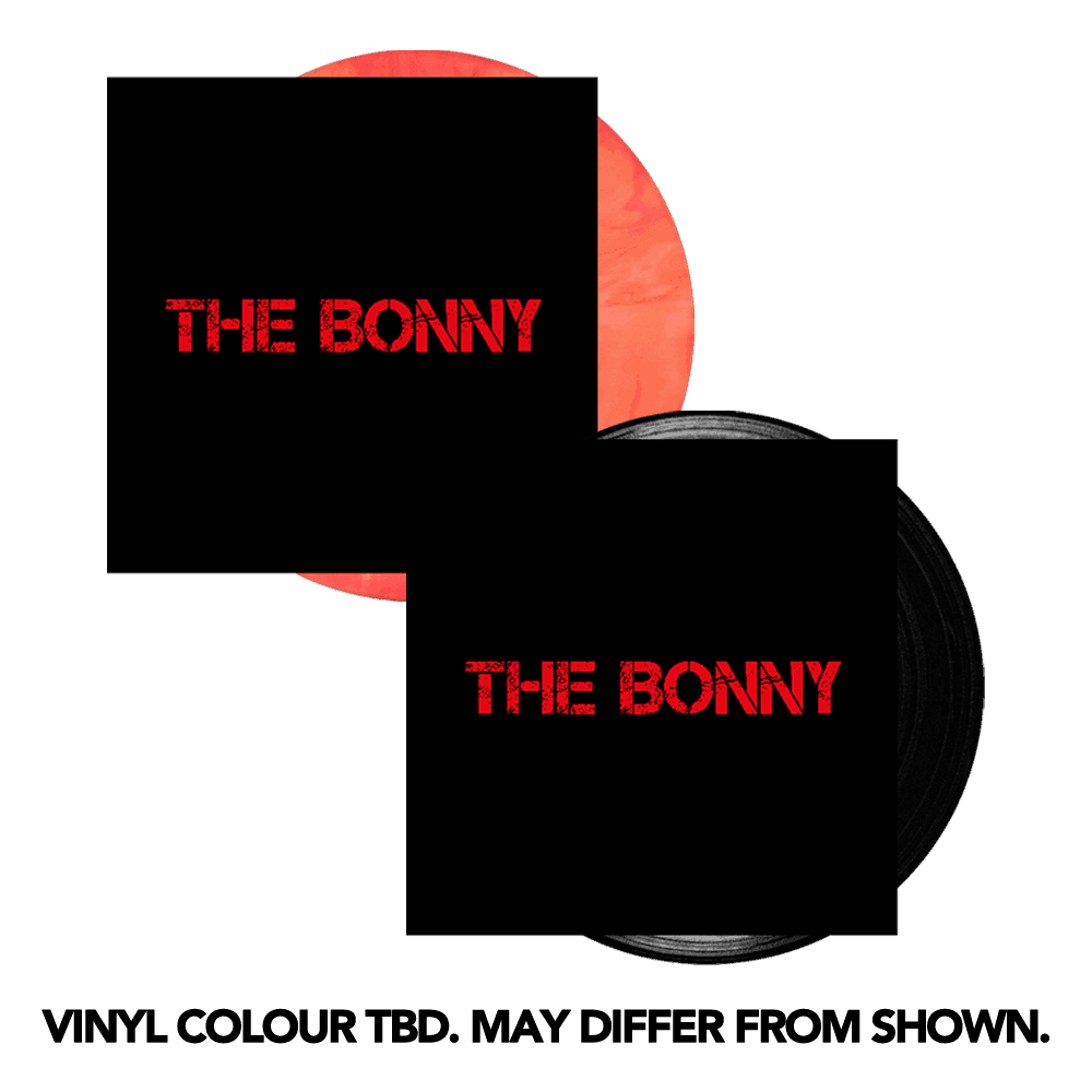 Buy Online Gerry Cinnamon - The Bonny Black Vinyl + Coloured Vinyl