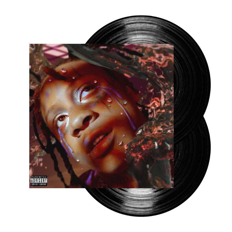 Buy Online Trippie Redd - A Love Letter To You 4 Double Vinyl