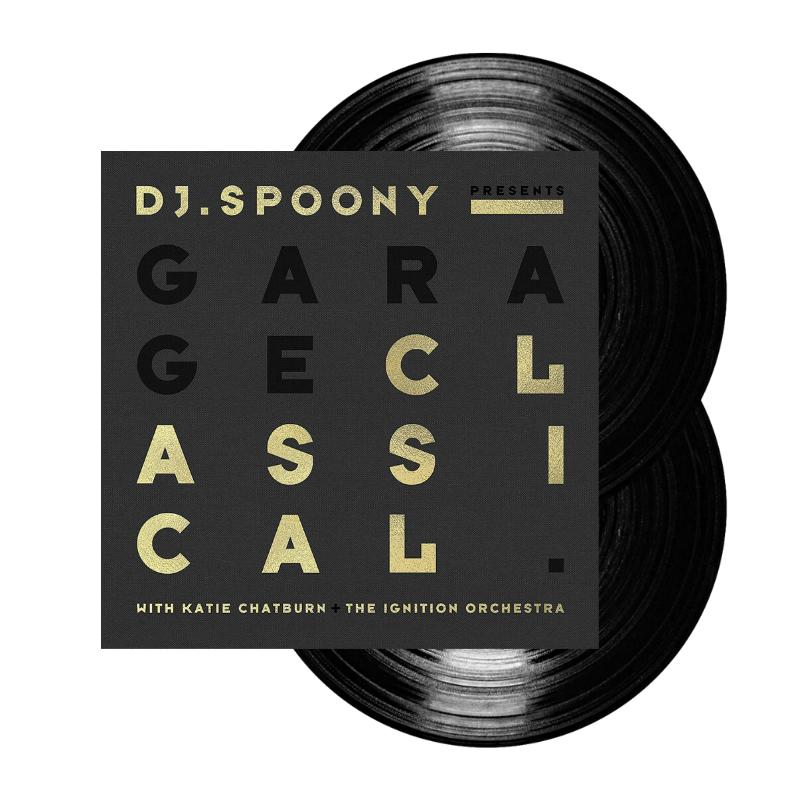 Buy Online DJ Spoony - Garage Classical Double Vinyl