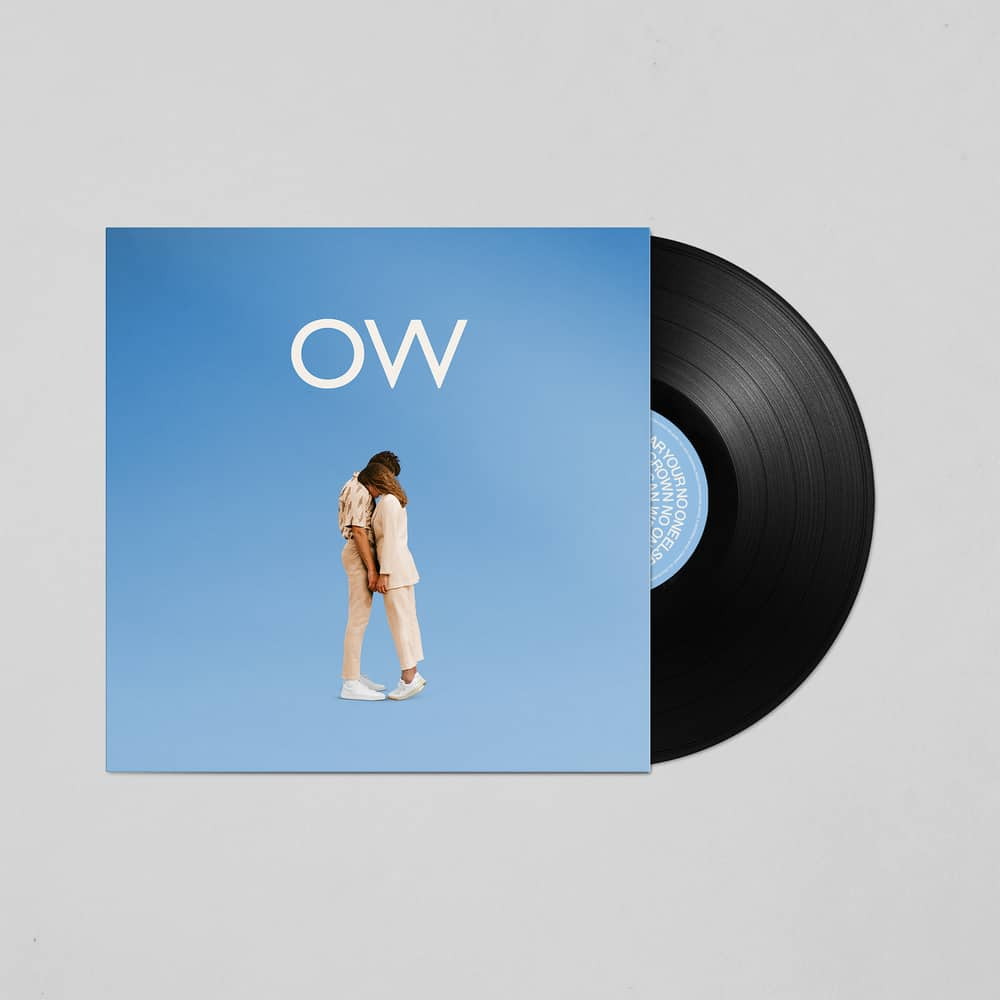 Buy Online Oh Wonder - No One Elese Can Wear Your Crown Black Vinyl