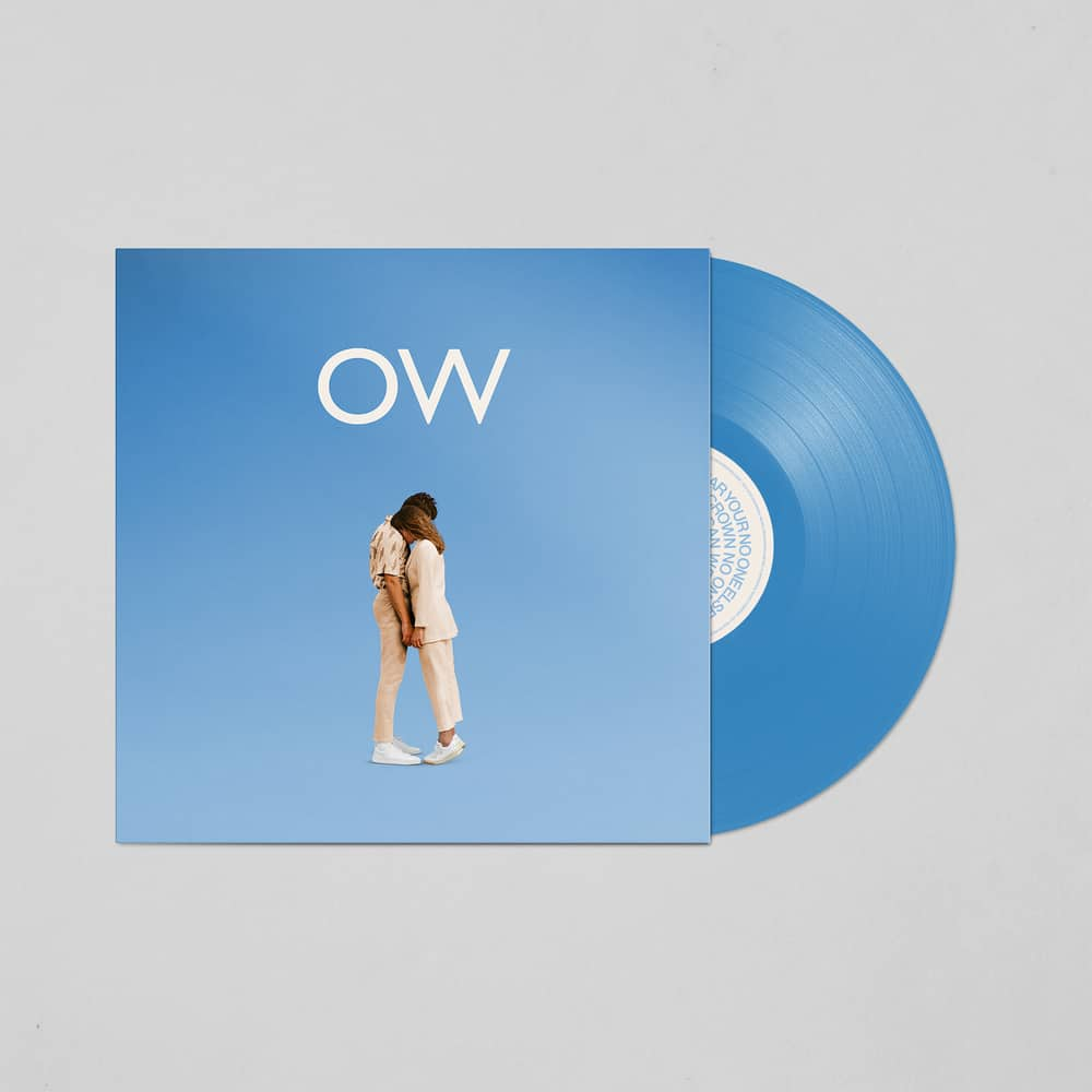 Buy Online Oh Wonder - No One Else Can Wear Your Crown Blue Vinyl