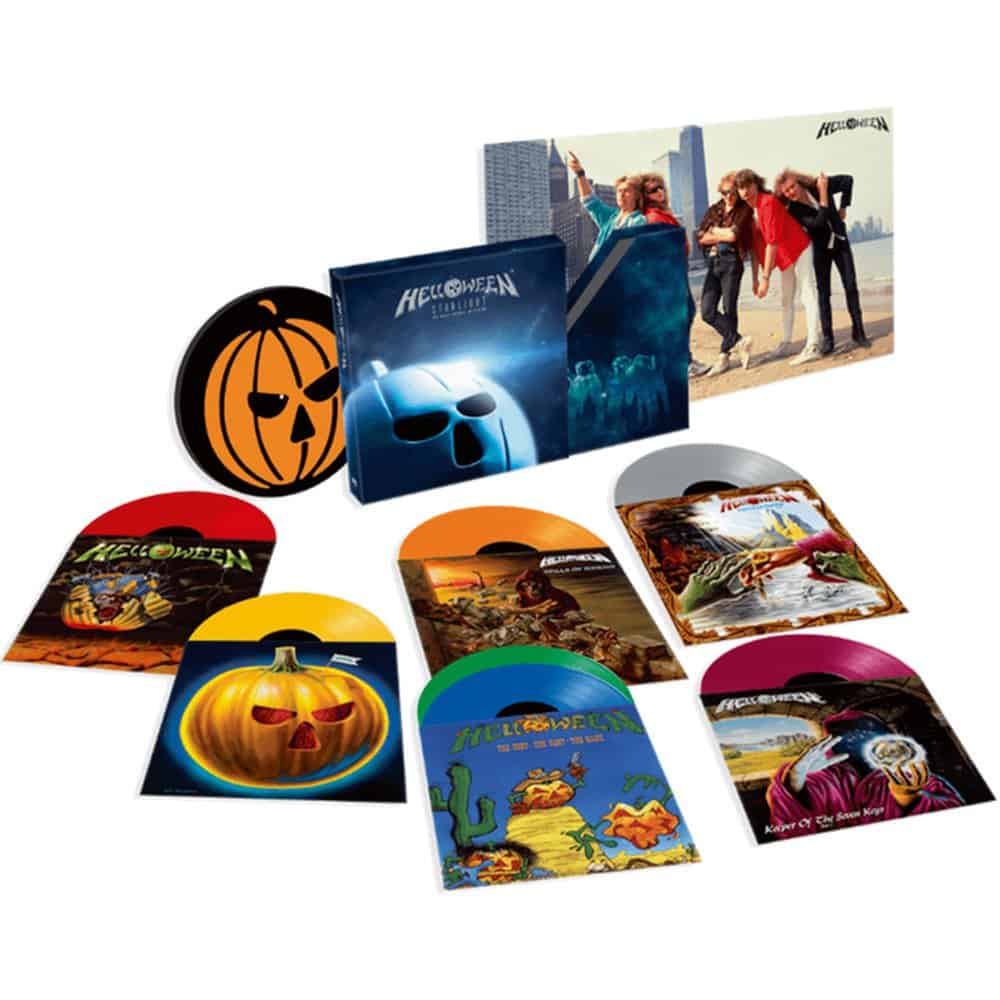 Buy Online Helloween - Starlight: The Noise Records Collection Boxset