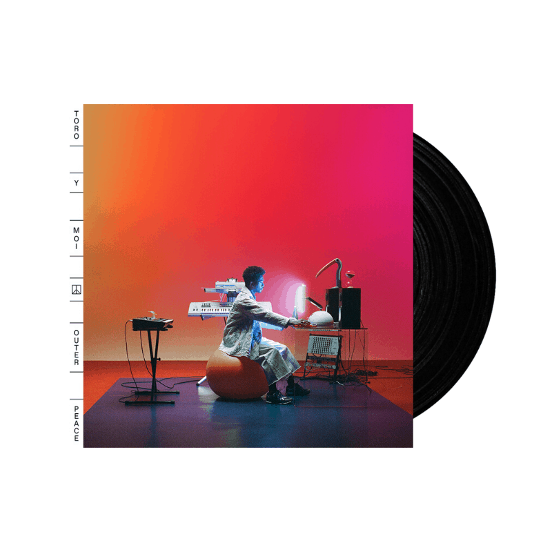 Outer Peace LP