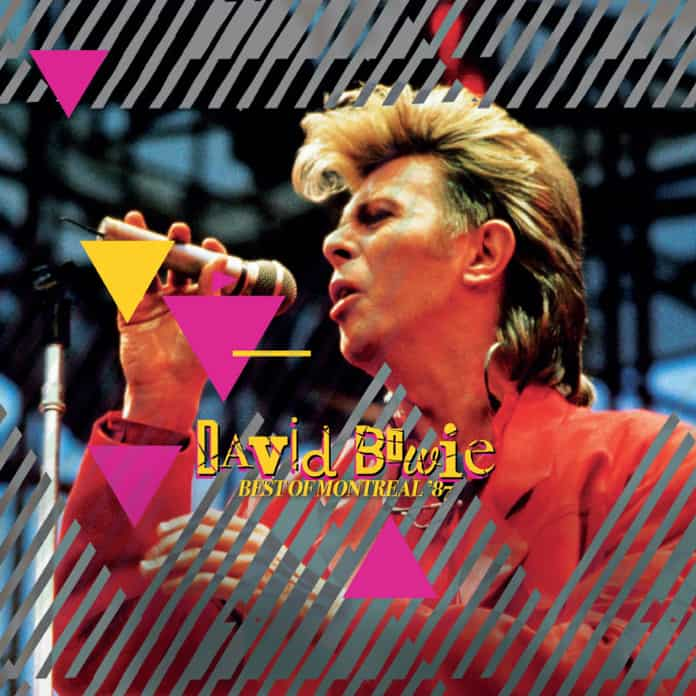 Buy Online David Bowie - Best Of Montreal '87 Picture Disc