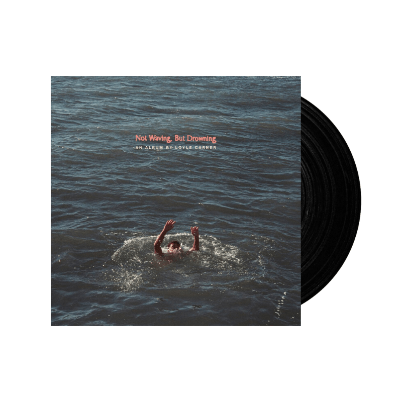 Not Waving, But Drowning LP