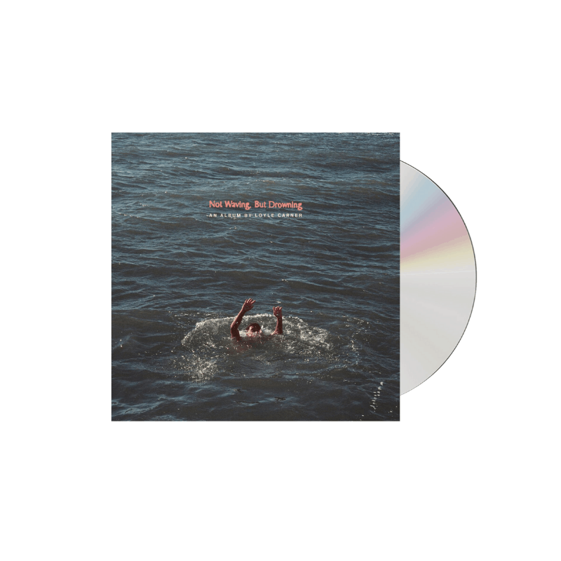 Not Waving, But Drowning CD
