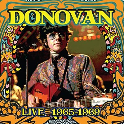 Buy Online Donovan - Best Of 1965 - 1969 Live Orange Vinyl