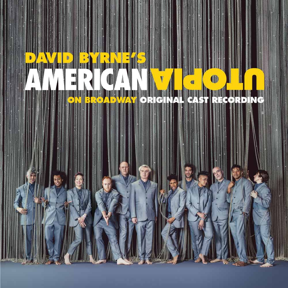 American Utopia on Broadway (Original Cast Recording Live) Double LP