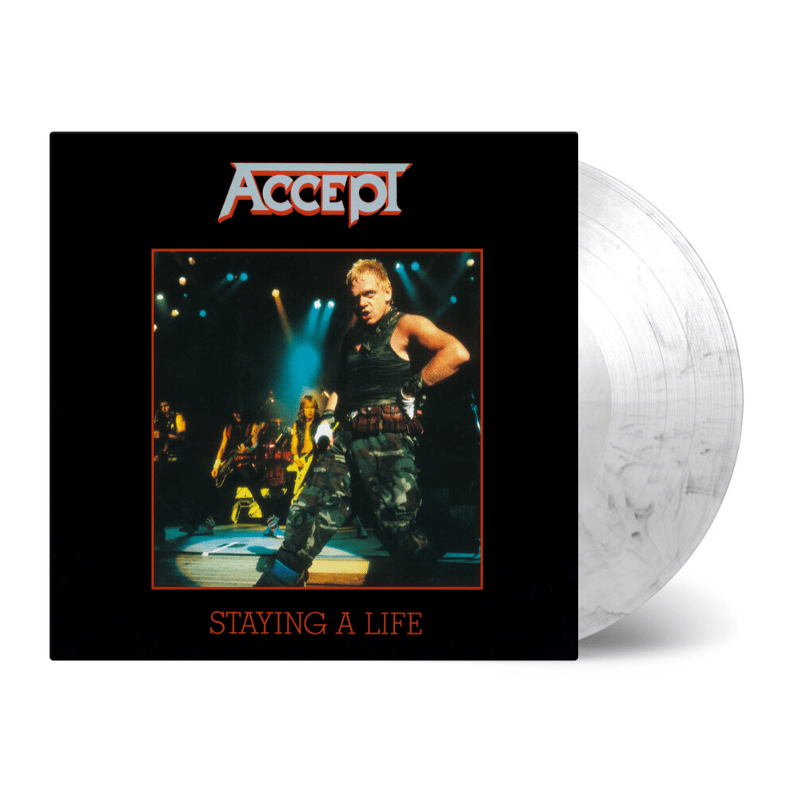 Buy Online Accept - Staying A Life Smoke Coloured