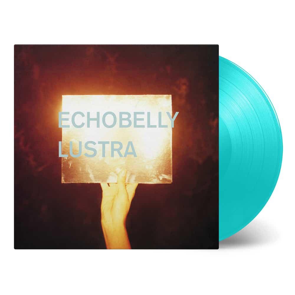 Lustra Turquoise Vinyl