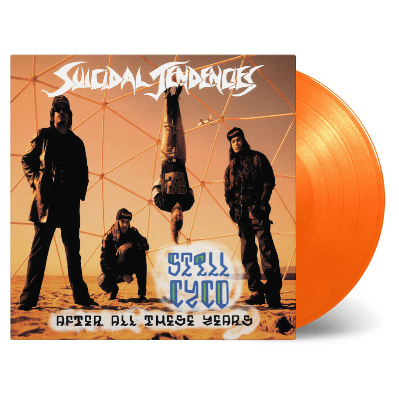 Still Cyco After All These Years Orange Marble
