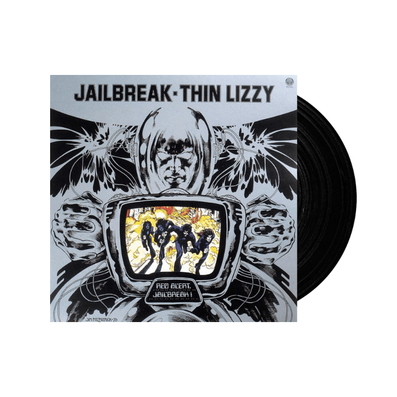Buy Online Thin Lizzy - Jailbreak Heavyweight Vinyl