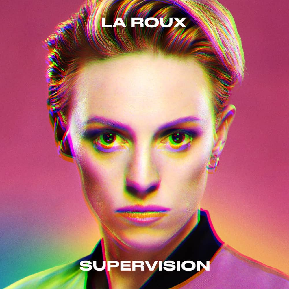 Supervision White Heavyweight LP