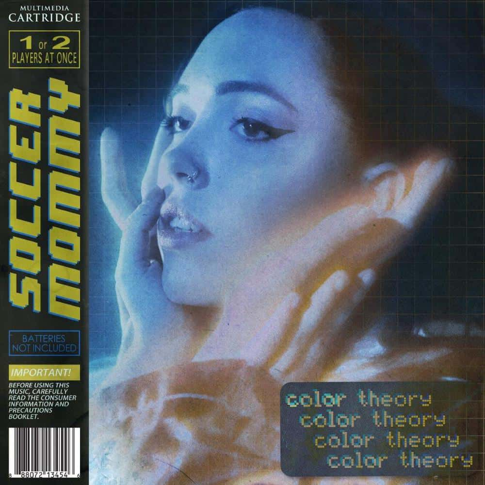 Buy Online Soccer Mommy - color theory Coloured