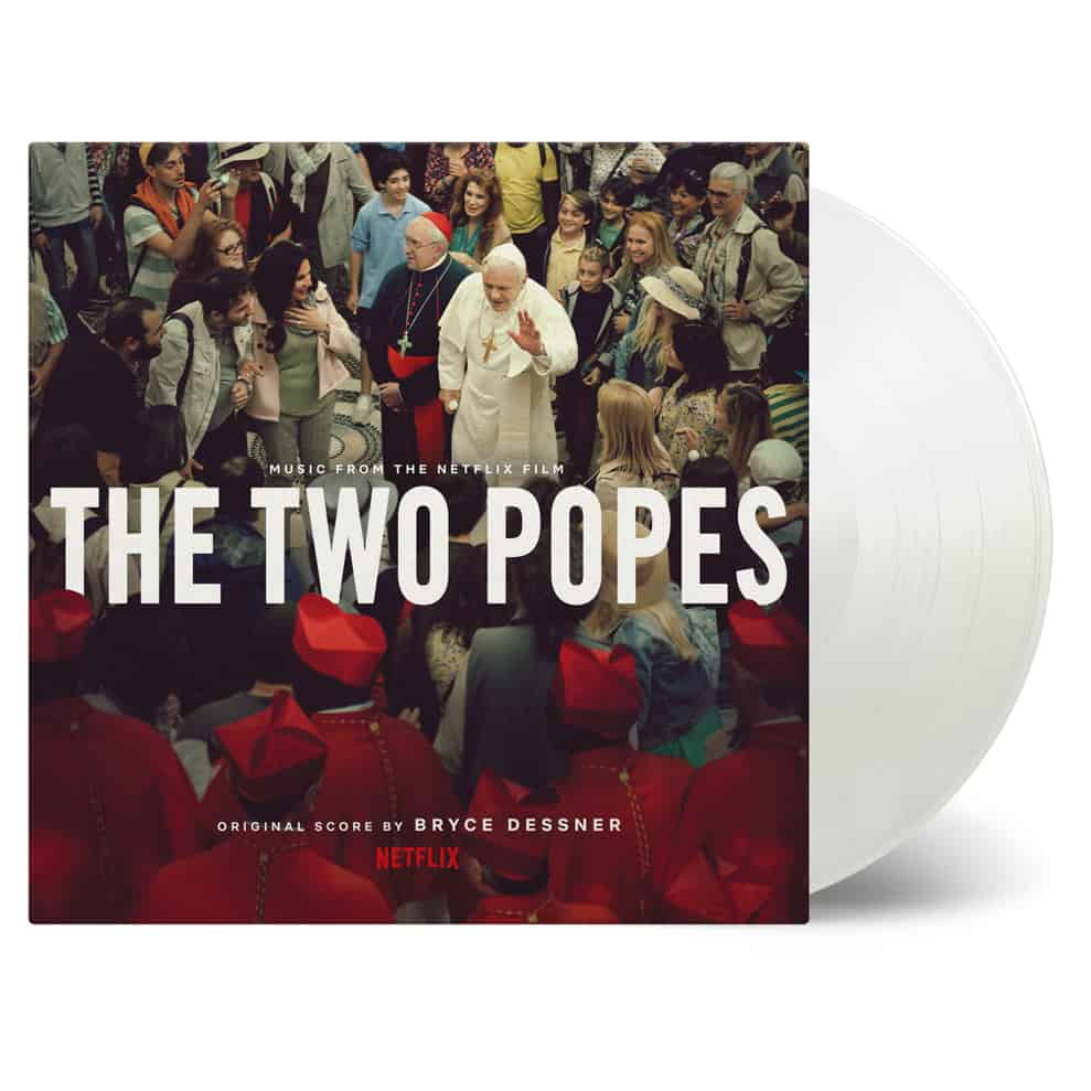 Buy Online Bryce Dessner - The Two Popes OST White