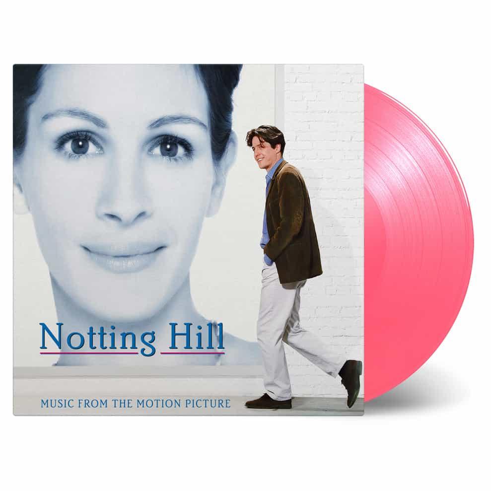 Buy Online Various Artists - Notting Hill OST Pink Vinyl