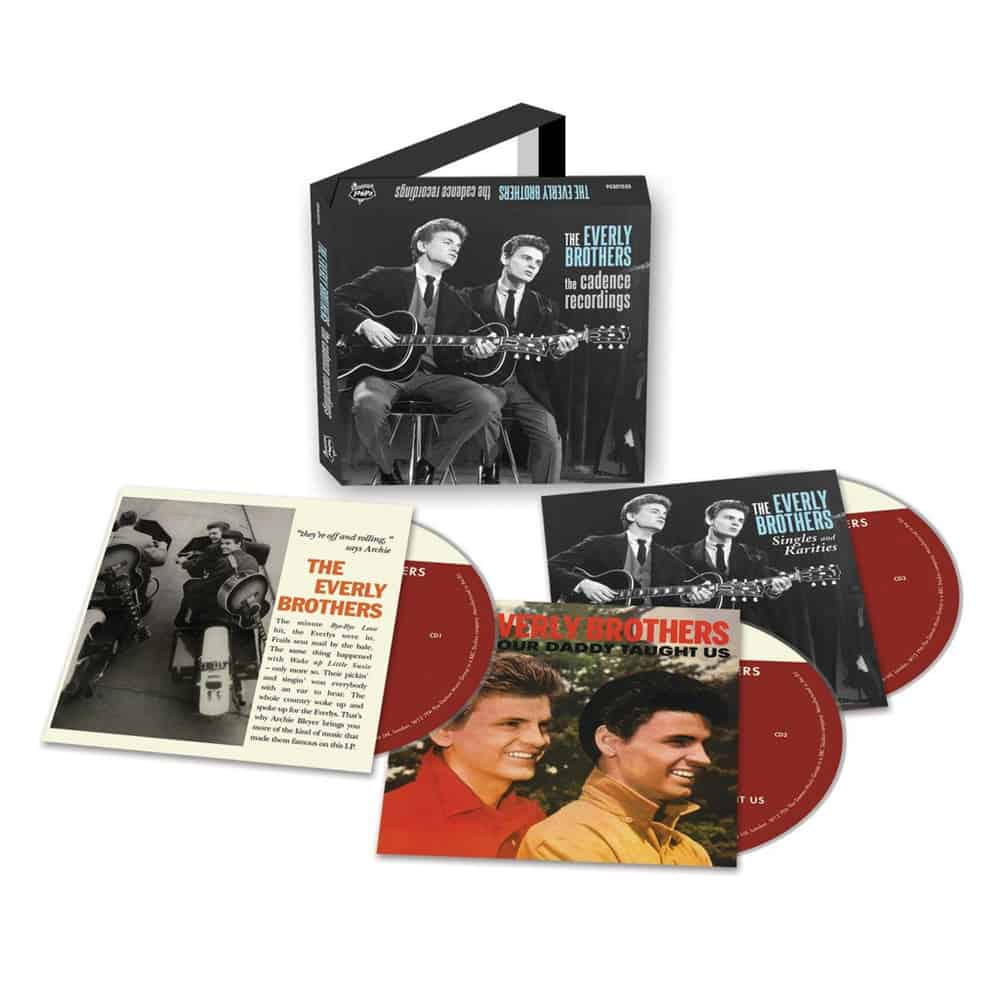 Buy Online The Everly Brothers - The Cadence Recordings
