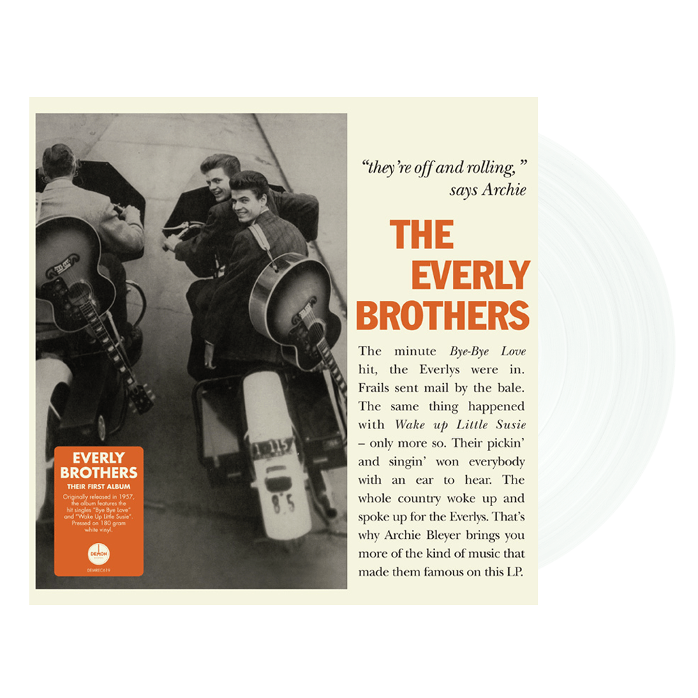 Buy Online The Everly Brothers - The Everly Brothers White