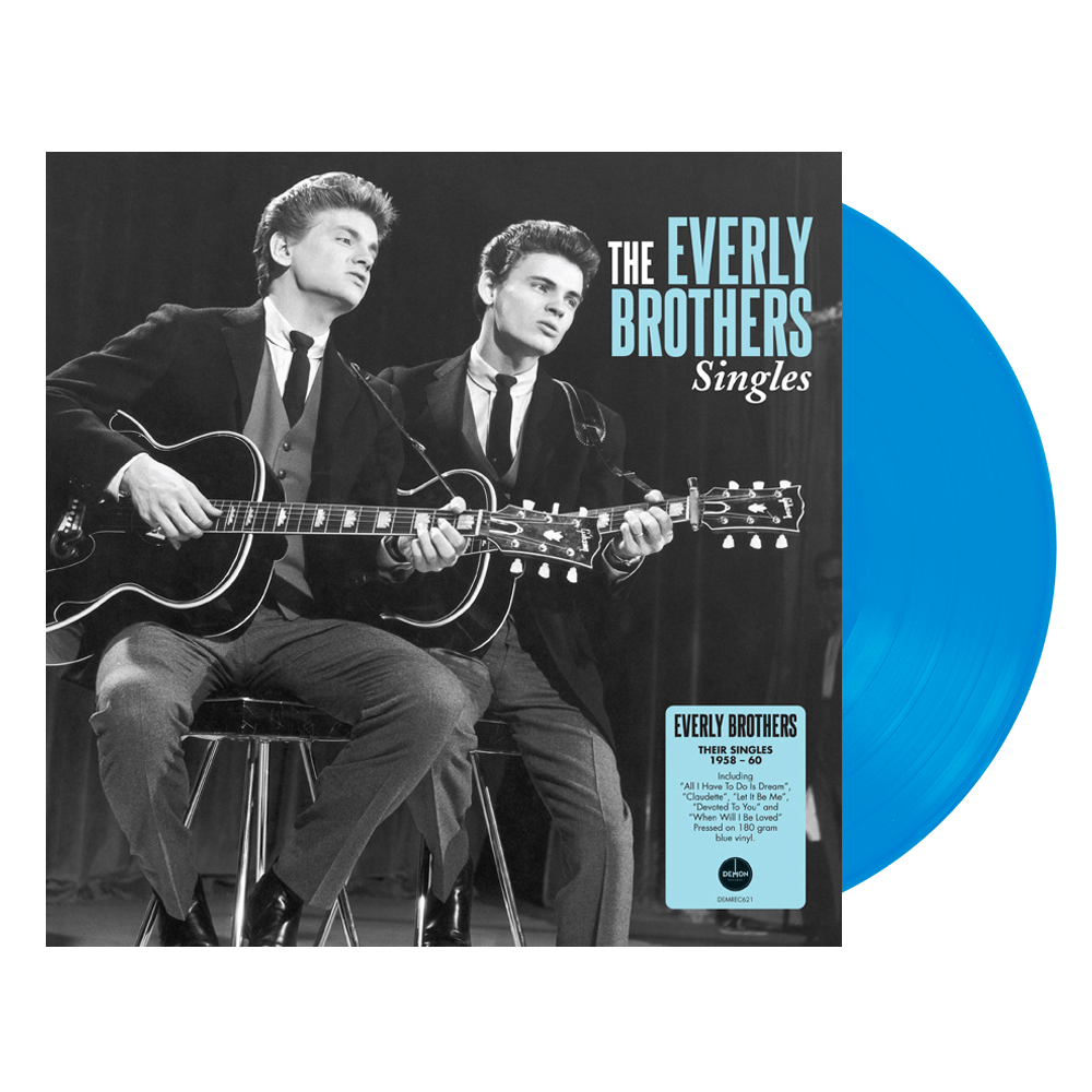 Buy Online The Everly Brothers - Singles Blue