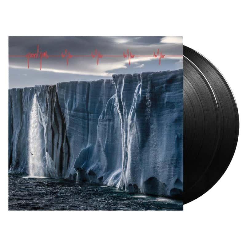 Gigaton Double Vinyl (w/ Booklet & Etching)