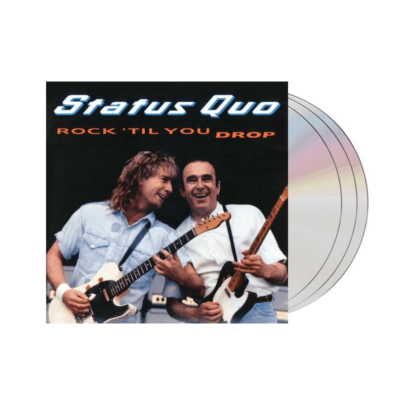 Buy Online Status Quo - Rock 'Til You Drop