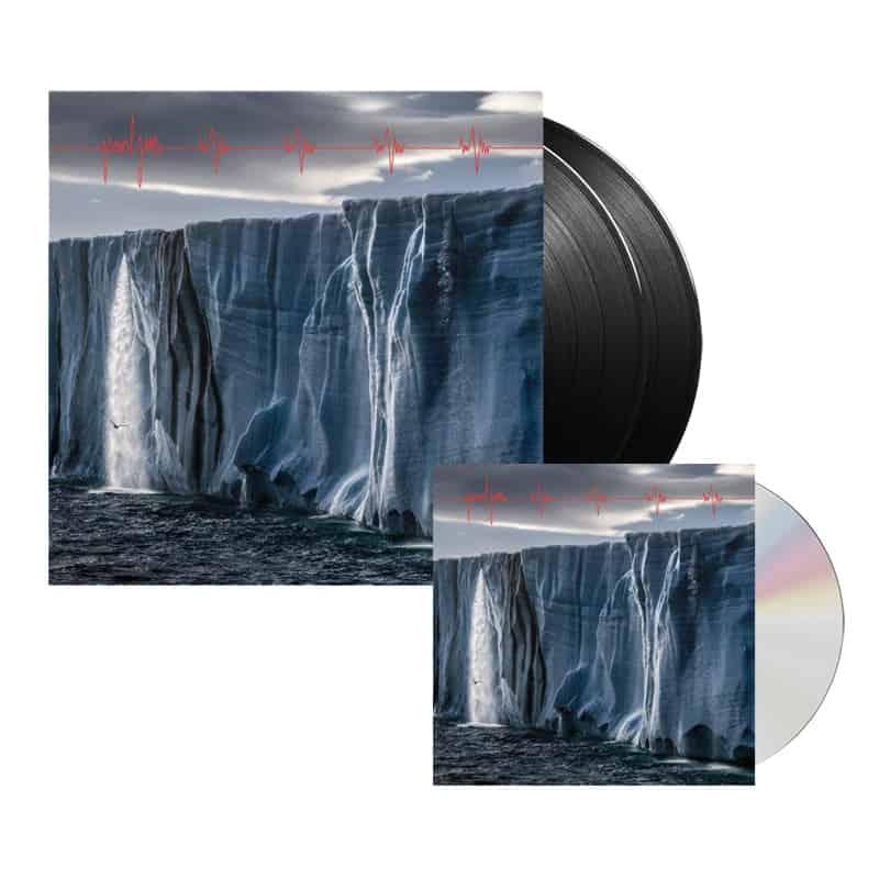 Gigaton CD Album (w/ Hardback Book) + Double Vinyl (w/ Booklet & Etching)