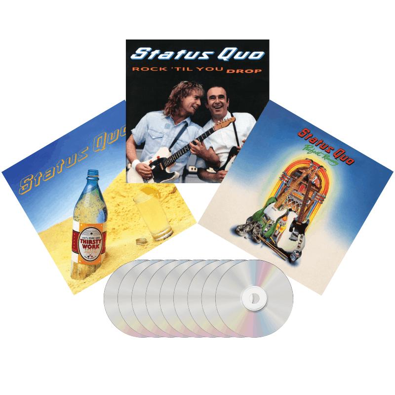 Buy Online Status Quo - CD Reissues Bundle