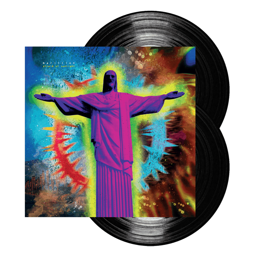 Afraid of Sunlight (2019 Michael Hunter Remix) Vinyl