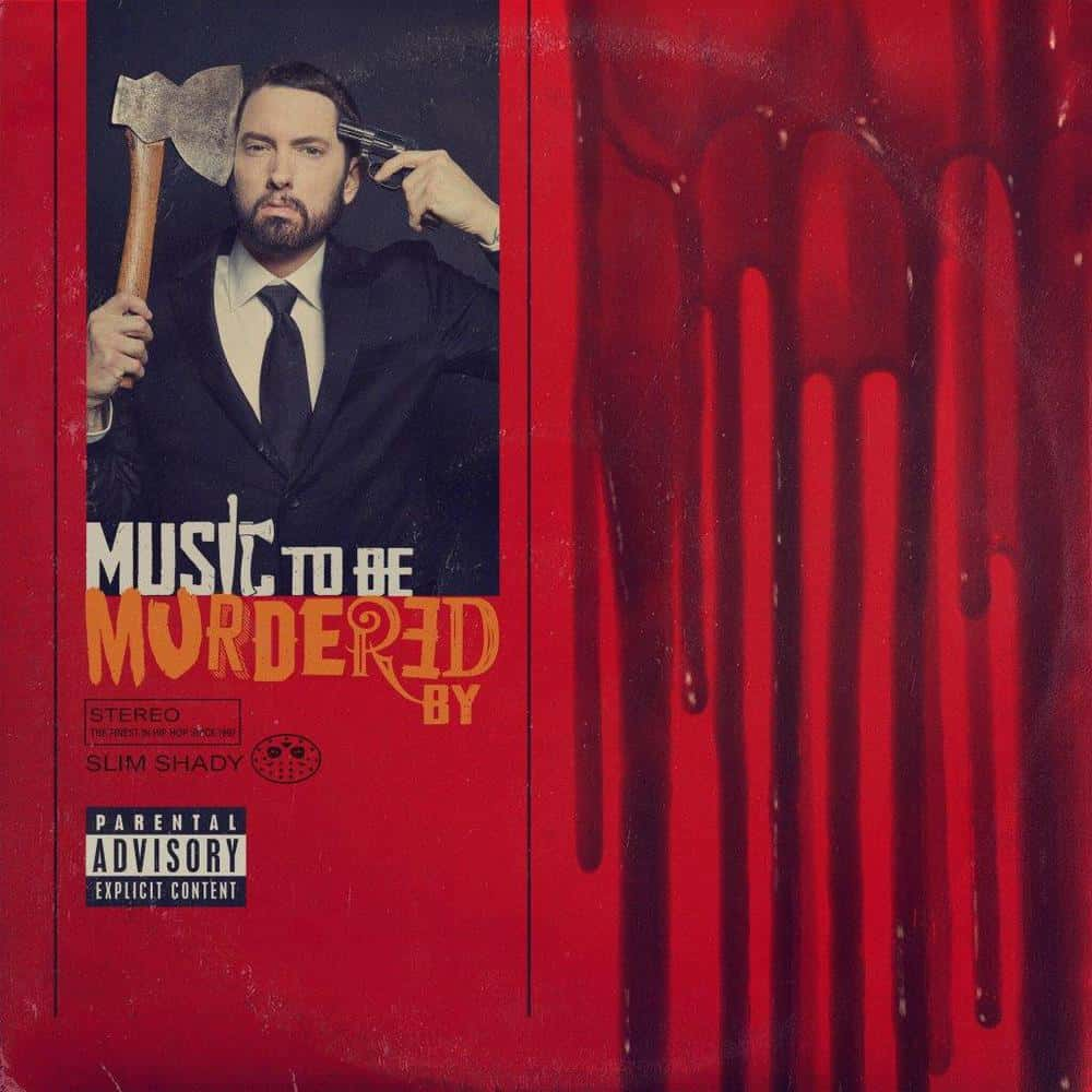 Music To Be Murdered By CD Album (Explicit)