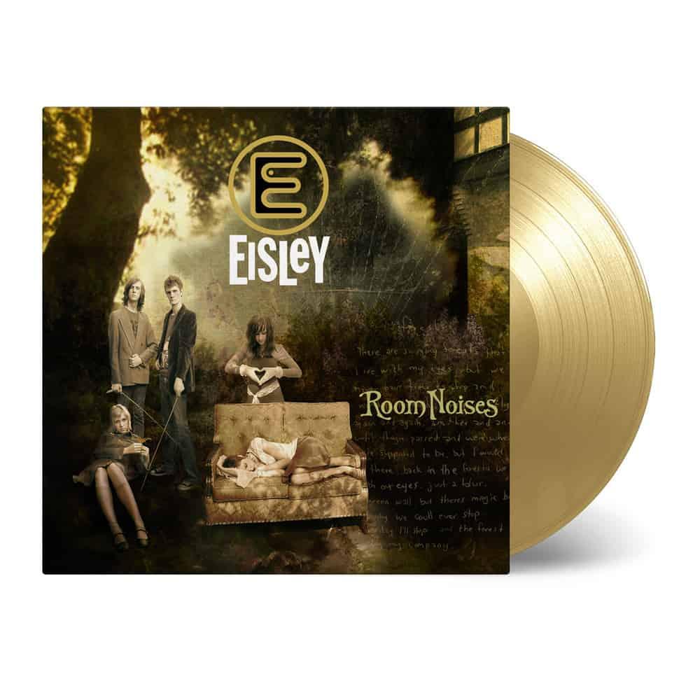 Buy Online Eisley - Room Noises Gold Vinyl