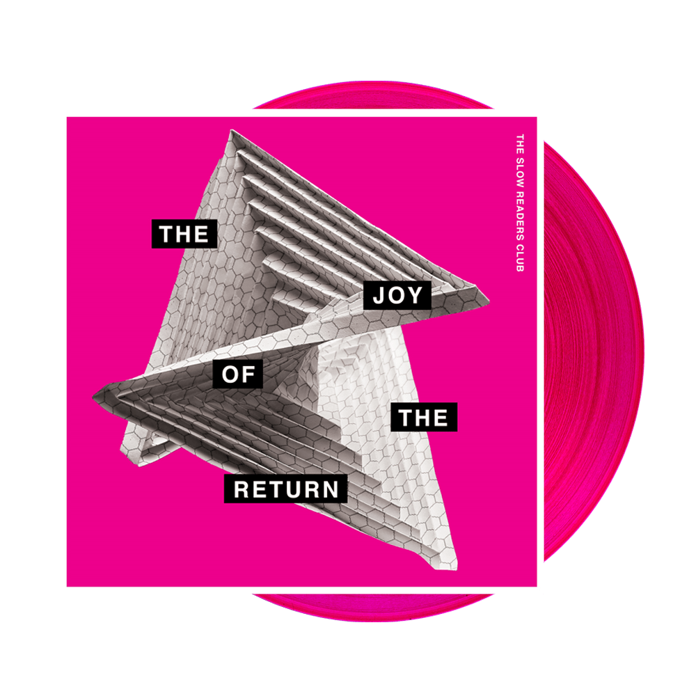The Joy Of The Return Magenta Vinyl