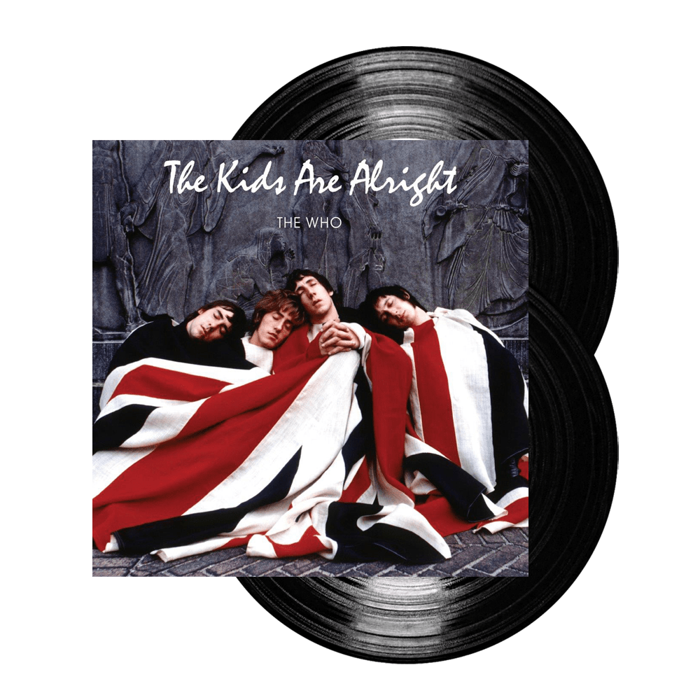 The Kids Are Alright Double Vinyl