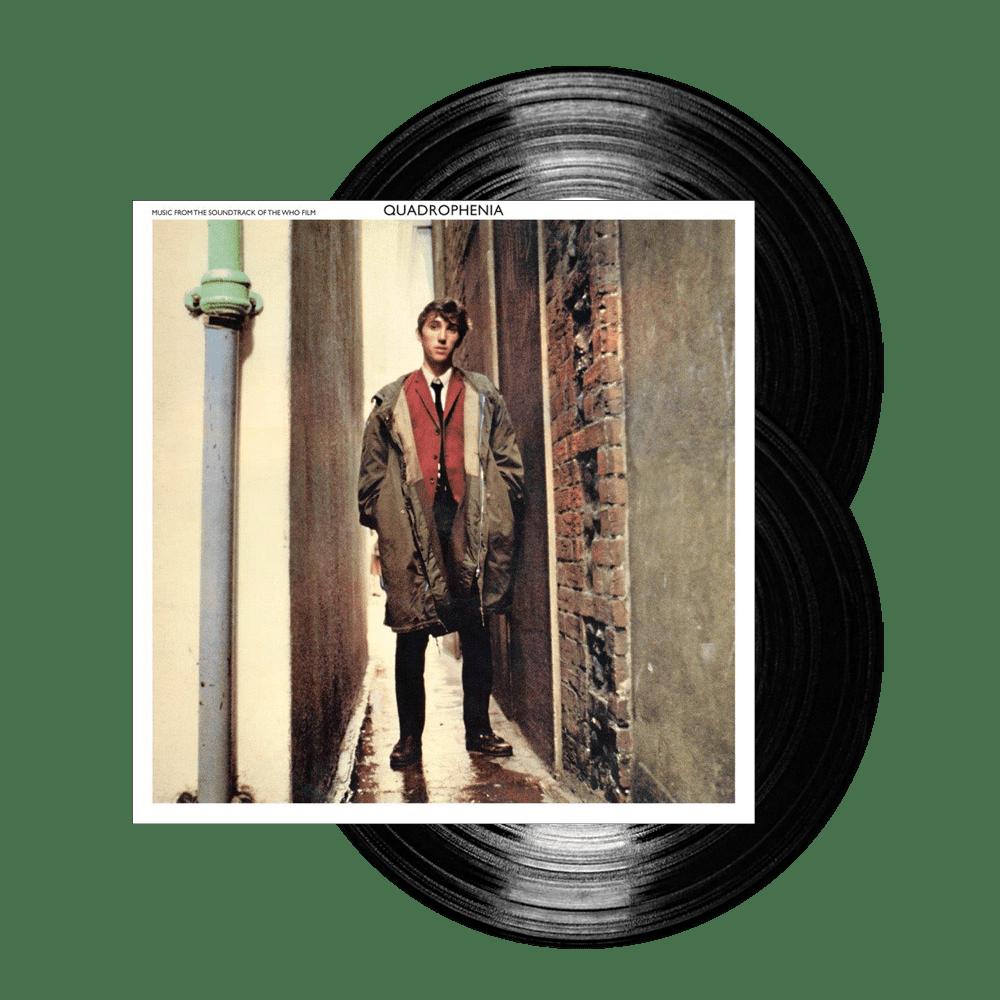 Buy Online The Who - Quadrophenia Double Vinyl