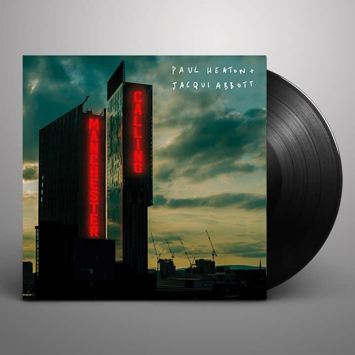 Manchester Calling Double Vinyl