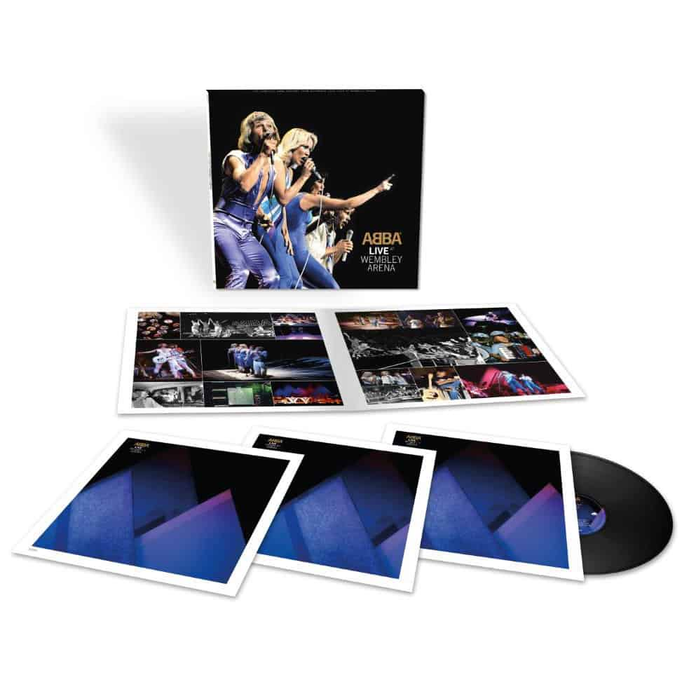 Live At Wembley Arena Triple Vinyl