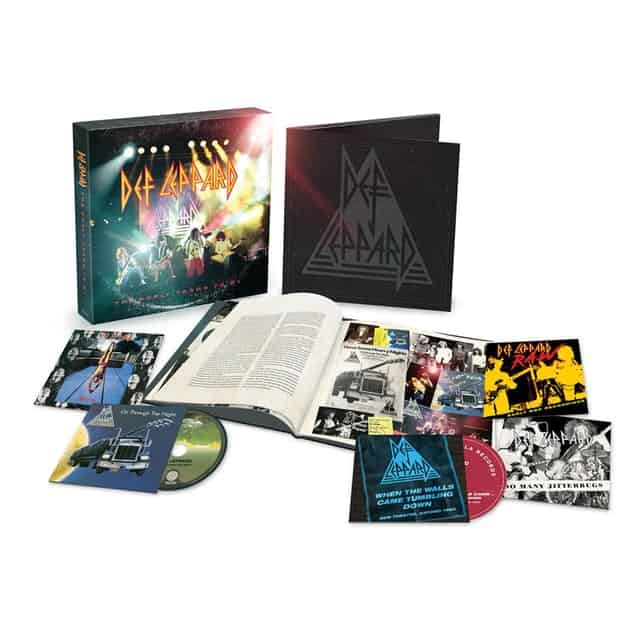 Buy Online Def Leppard - The Early Years 79-81 5CD