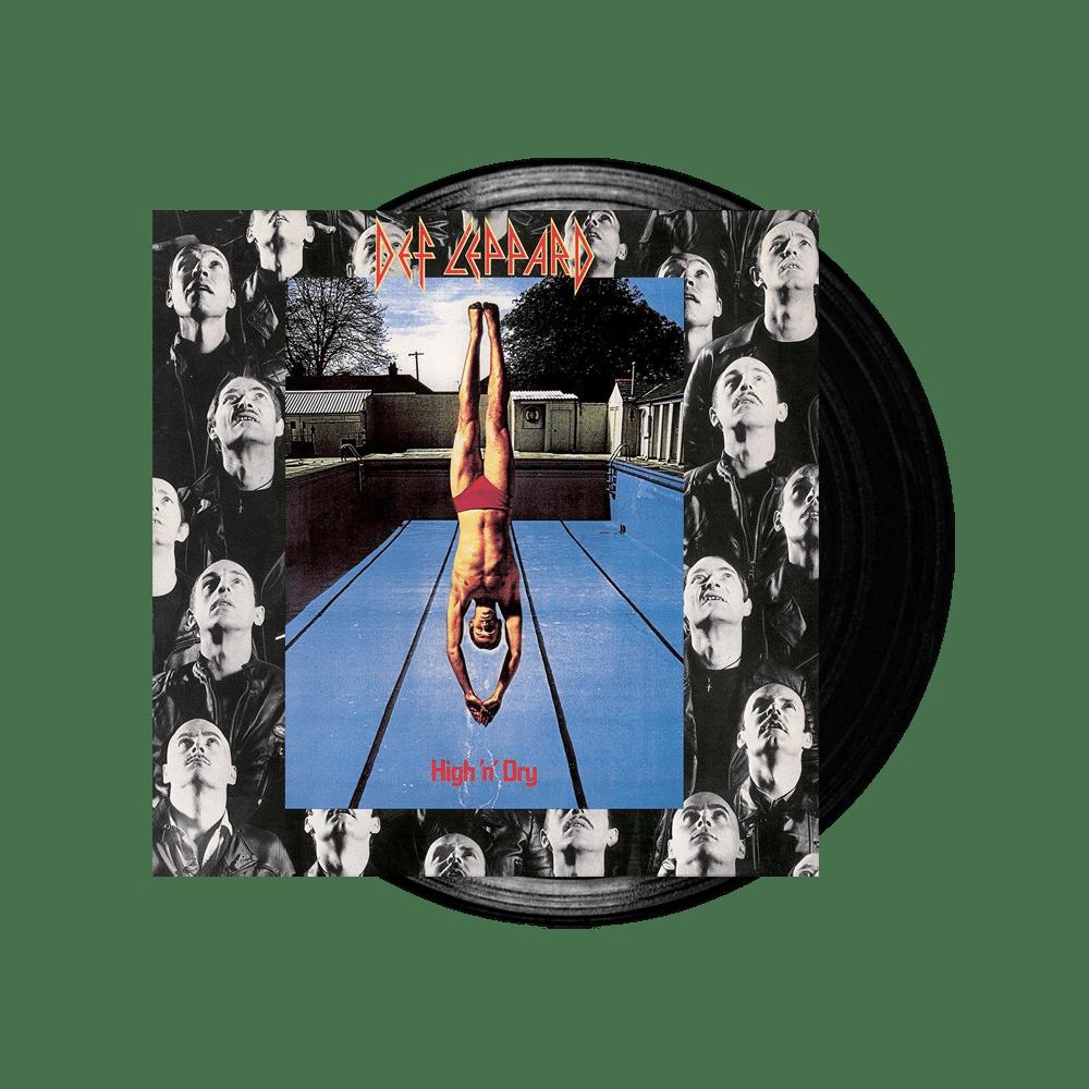 Buy Online Def Leppard - High 'N' Dry Vinyl
