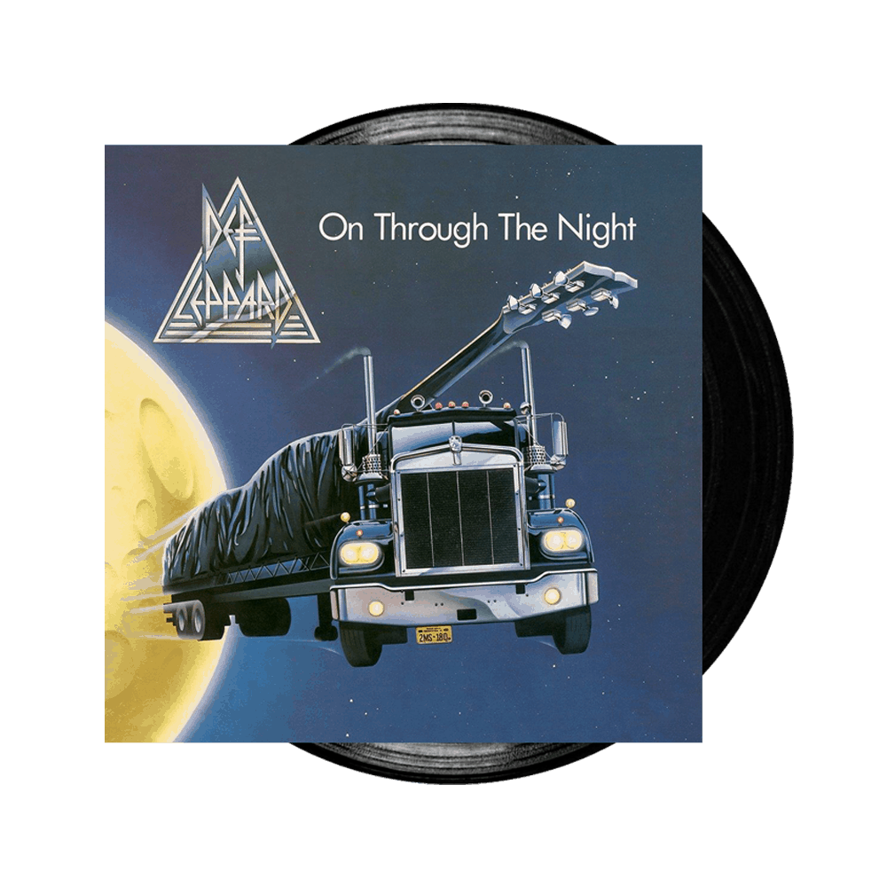 Buy Online Def Leppard - On Through The Night Vinyl