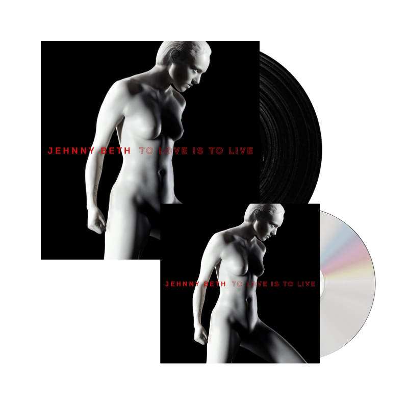 To Love Is To Live CD + Vinyl