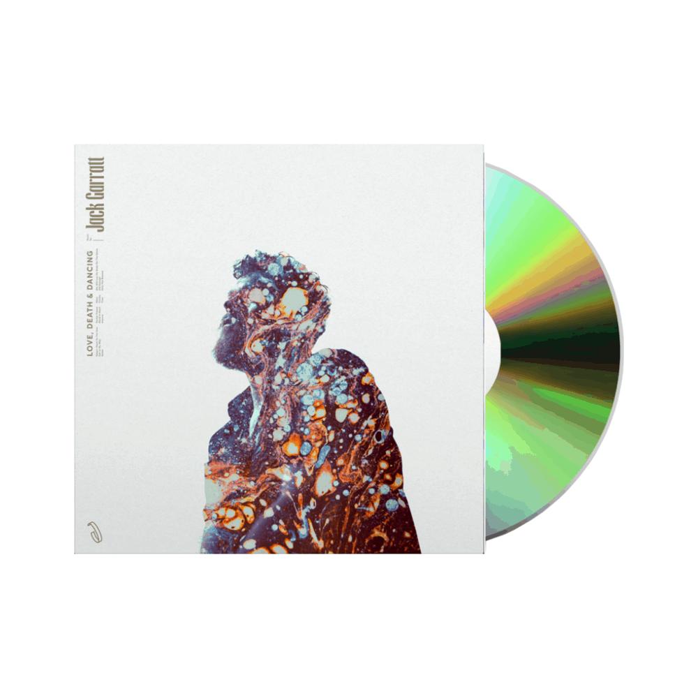 Love, Death & Dancing CD