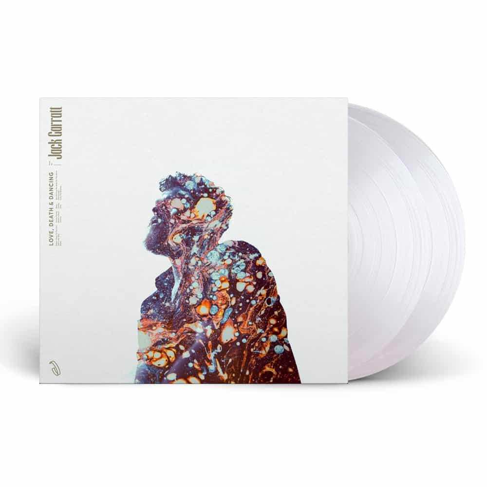 Love, Death & Dancing White Double LP