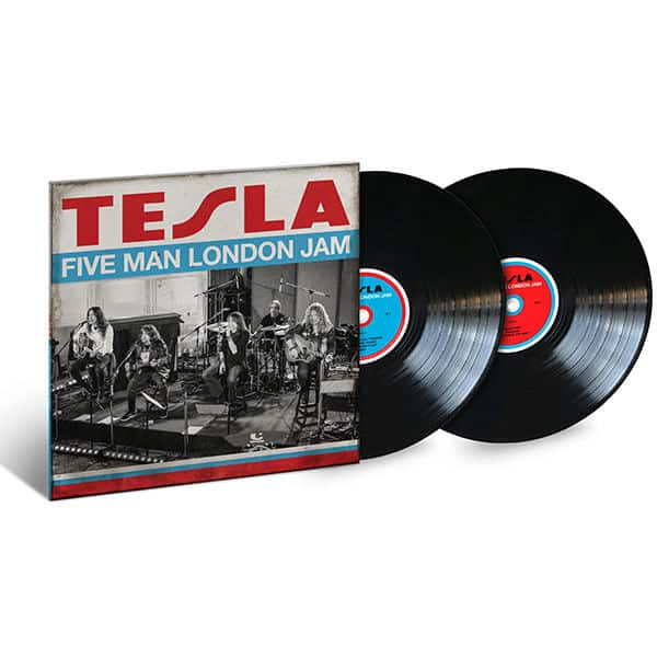 Buy Online Tesla - Five Man London Jam