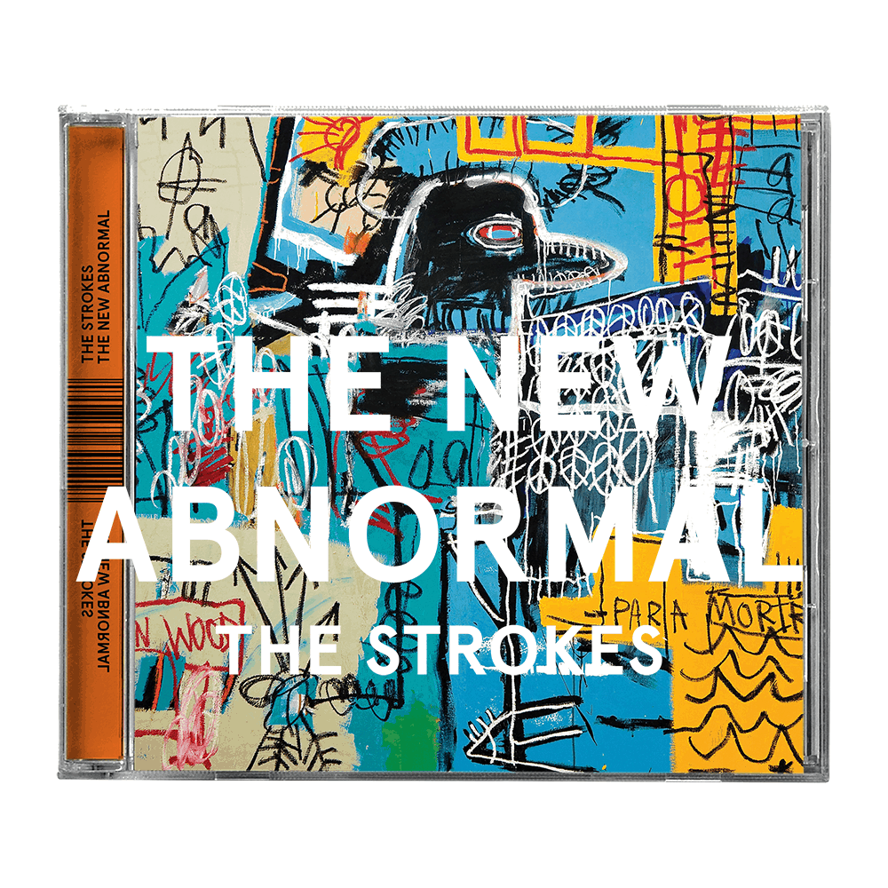 The New Abnormal CD