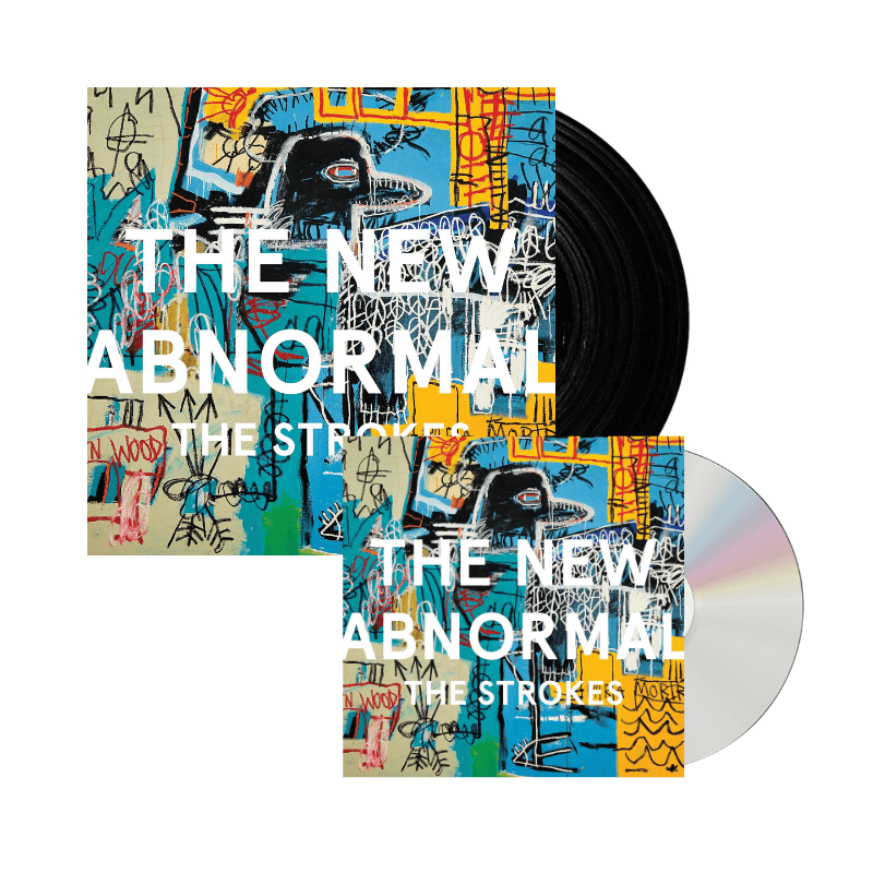The New Abnormal CD + Vinyl
