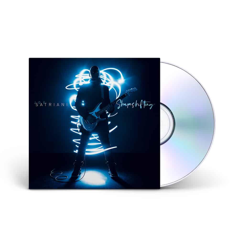 Buy Online Joe Satriani - Shapeshifting