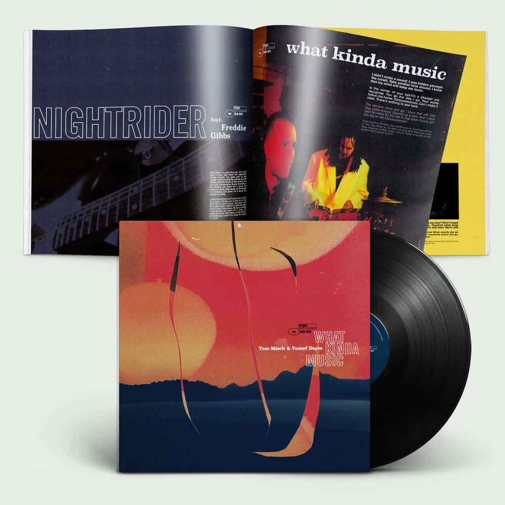 Buy Online Tom Misch & Yussef Dayes - What Kinda Music Limited Edition Deluxe
